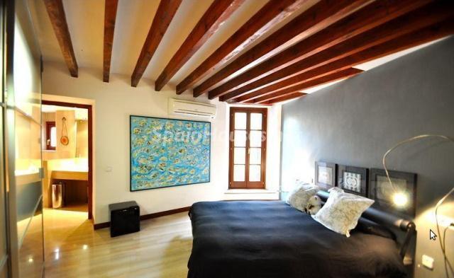 dormitorio36 - Amplitud y elegancia en un precioso piso en el centro de Palma de Mallorca