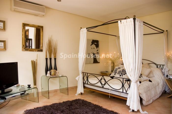 dormitorio4 - Casa de la Semana: Fantástica villa de lujo en Calvià, Mallorca (Islas Baleares)