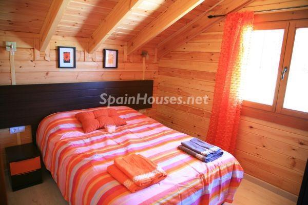 dormitorio43 - Bonita casa de madera finlandesa a los píes de Sierra Nevada (Granada)