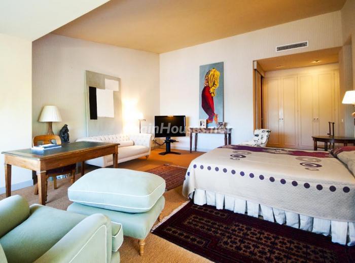 dormitorio48 - Fantástica casa de lujo junto al mar en Cala de Aiguafreda, Begur (Costa Brava, Girona)