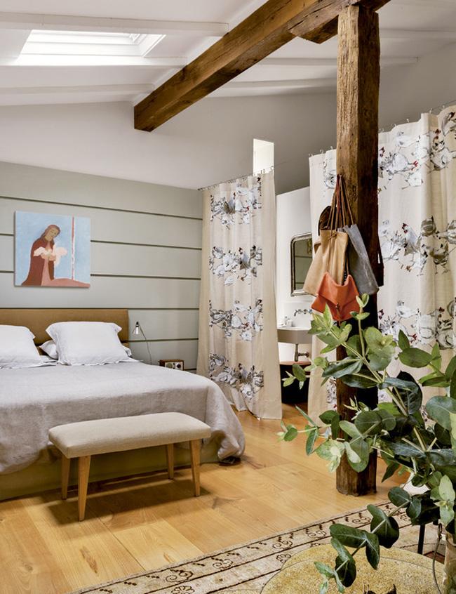 dormitorio53 - El reino de lo esencial en una bonita casa en el Valle de Buelna, Cantabria