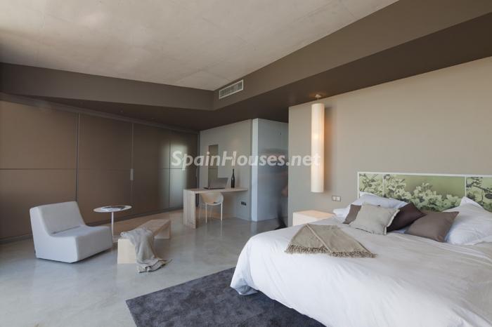 dormitorio54 - Preciosa y moderna villa llena de exclusividad en Benidorm, Costa Blanca