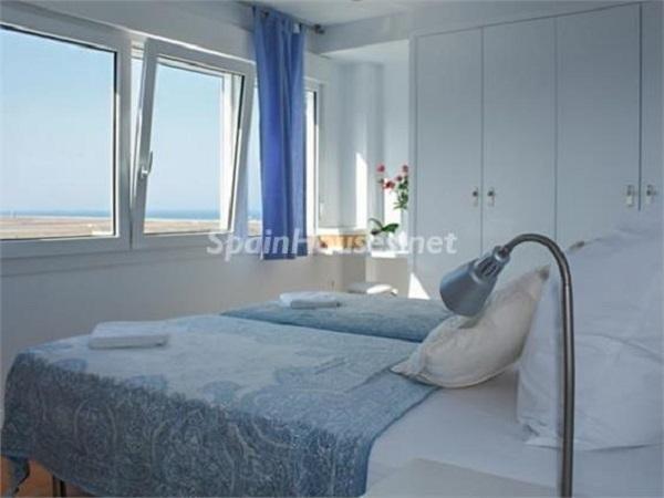 dormitorio63 - Coqueto y luminoso loft con vistas al mar en Conil de la Frontera (Costa de la Luz, Cádiz)