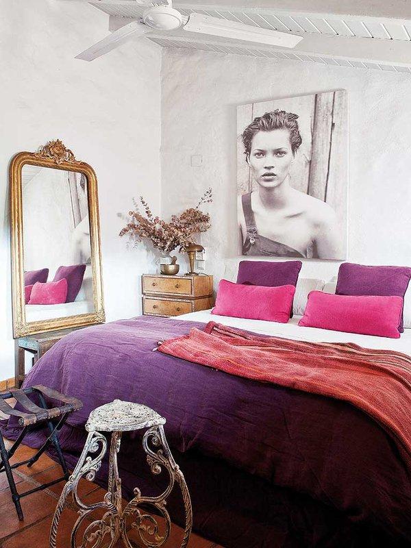 dormitorio64 - Encanto rústico y bohemio en una preciosa casa en Jávea, Costa Blanca (Alicante)
