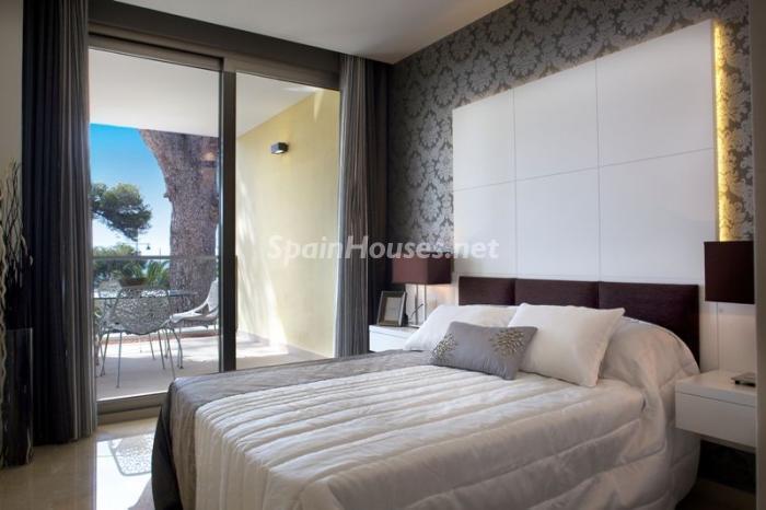 dormitorio7 - Casa de la Semana: Fantástico piso a estrenar en playa Paraíso, Villajoyosa (Costa Blanca)