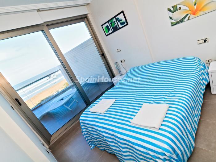 dormitorio83 - Vacaciones en playa de Las Marinas, Dénia (Costa Blanca) con vistas panorámicas al mar