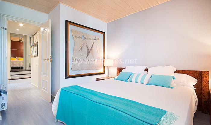 dormitorio86 - Elegancia, espacio y luz en una fantástica casa en Port d'Aiguadolç, Sitges (Barcelona)
