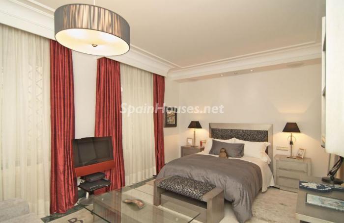dormitorio87 - Espectacular, lujoso y señorial apartamento en el barrio de Salamanca, Madrid
