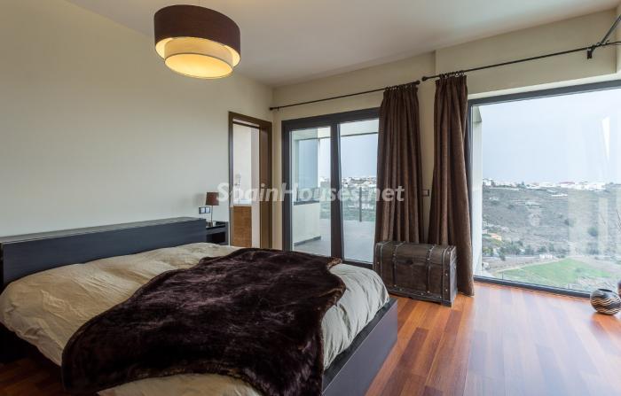 dormitorio95 - Precioso chalet de diseño contemporáneo en Las Palmas de Gran Canaria