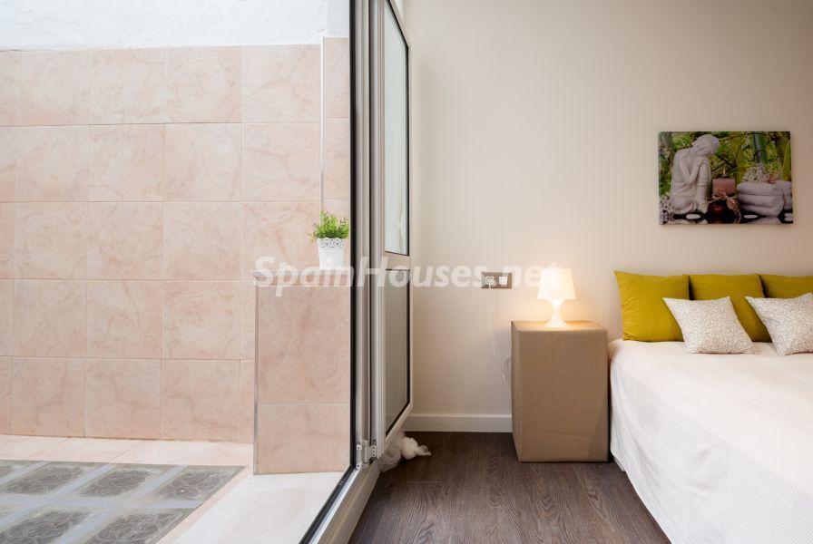 dormitorioprincipal3 - Home Staging de detalles cálidos en un bonito piso reformado en Cádiz capital