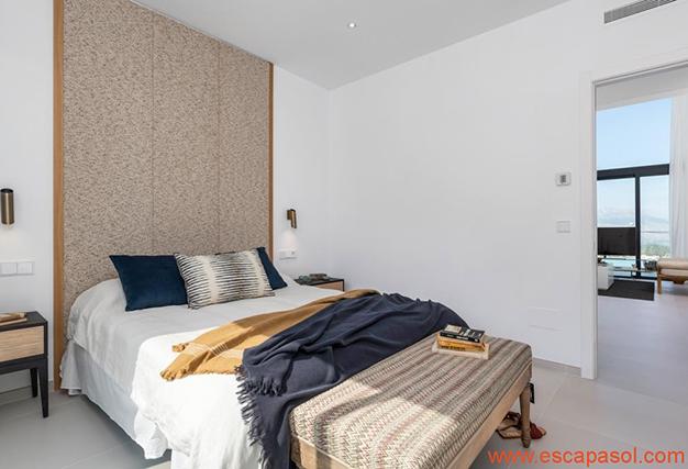 dormitoro - Villa de lujo en Alicante: luminosa y muy espaciosa
