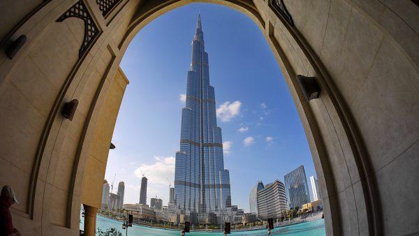 dubai 2057583 960 720 600x338 - Burj Khalifa, el edificio más alto del mundo está inspirado en una flor