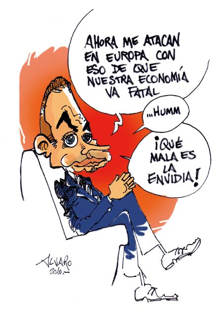 Zapatero en reflexión