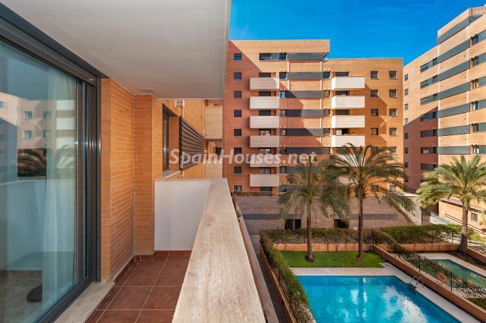 edificio - Residencial Puerta del Mar: pisos nuevos en la mejor zona del centro de Málaga