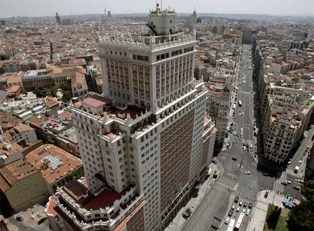 edificioespaña - Desde Murcia compran a Wanda el Edificio España de Madrid por 265 millones