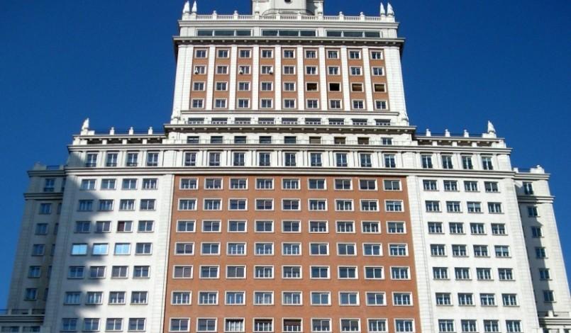 edificioespaña1 - El grupo chino Wanda pone finalmente en venta el edificio España de Madrid
