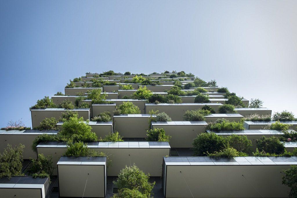 edificioverde sostenibilidad 1024x682 - El Estado ahorraría 560 millones si se rehabilitasen 1,5 millones de viviendas