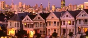 eeuu san francisco victorian houses 300x131 - Baja el precio de la vivienda en Estados Unidos a niveles de 2002
