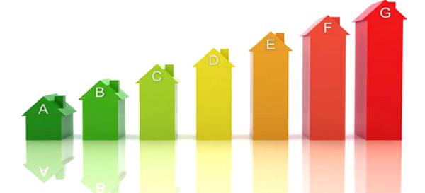 Grados de eficiencia energética