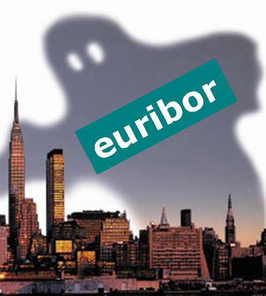 elfantasmadeleuribor - El euribor vuelve a subir