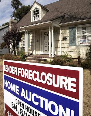 embargo 1 - En Estados Unidos los embargos de viviendas van a batir récords
