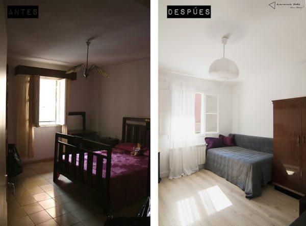 emmme studio reforma new vintage antesdespueshab1 large 600x442 - Ideas para reformas de pisos antiguos que te enamorarán