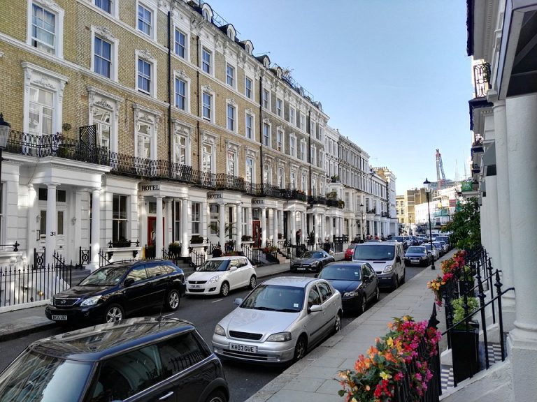 Londres sufre la mayor caída del precio de la vivienda