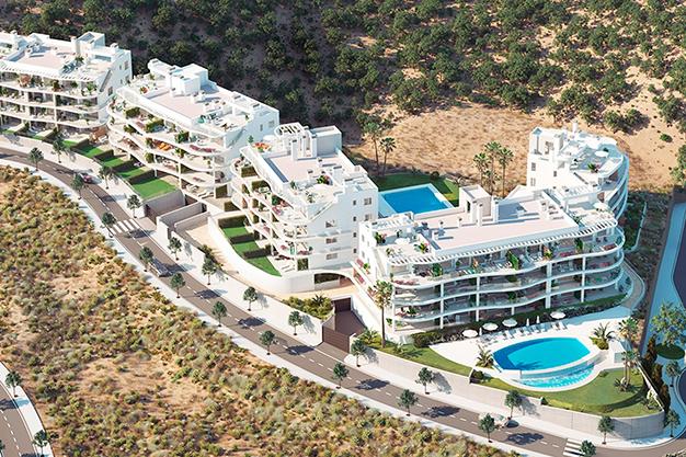 entorno inmueble lujosos costa del sol - Lujoso apartamento en la Costa del Sol para comenzar una nueva vida