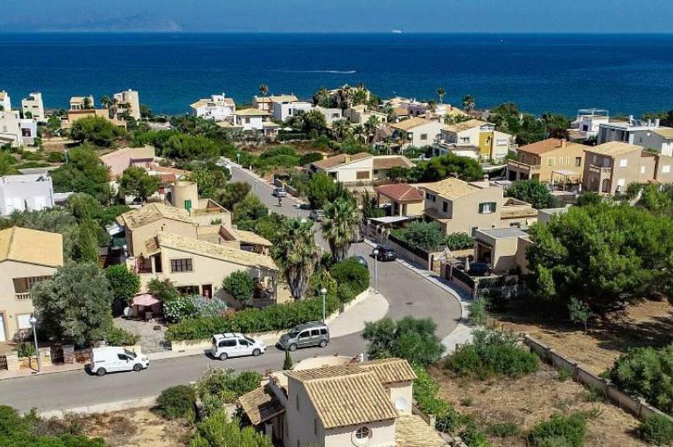 entorno1 - Maravillosa villa de estilo mallorquín: gran privacidad junto a la costa
