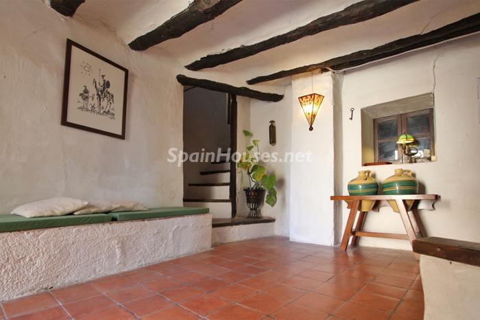 entrada11 - Casa de la Semana: Genial casa medieval en el Pirineo, para los amantes de la montaña