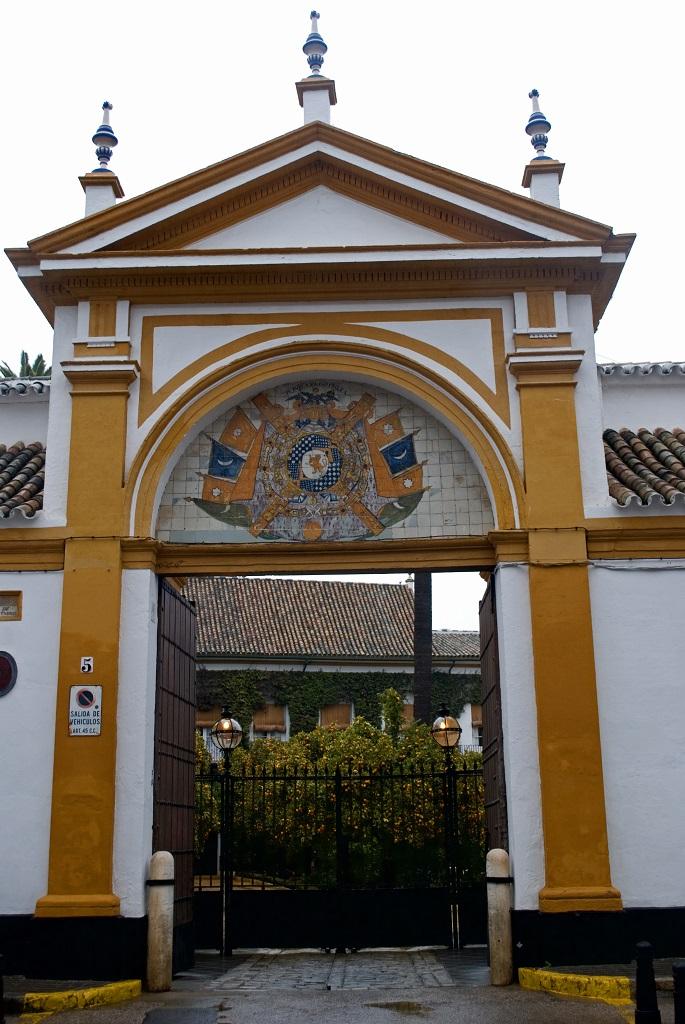 entrada14 - El Palacio de las Dueñas en Sevilla, la propiedad más querida de la Duquesa de Alba