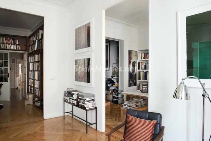 entrada15 - Precioso piso lleno de amplitud y estilo en el centro de Madrid