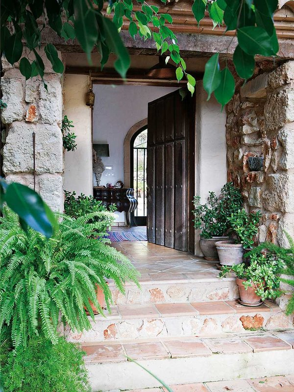 entrada21 - Encanto rústico y bohemio en una preciosa casa en Jávea, Costa Blanca (Alicante)