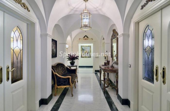 entrada27 - Espectacular, lujoso y señorial apartamento en el barrio de Salamanca, Madrid