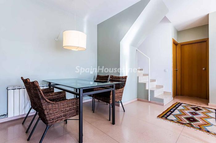 entrada7 - Luminoso y acogedor dúplex en alquiler en Diagonal Mar, Barcelona