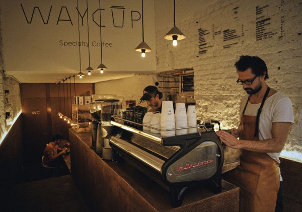 entrada de waycup coffee 6671 745x523 600x421 - Los lugares más curiosos y exquisitos de Madrid