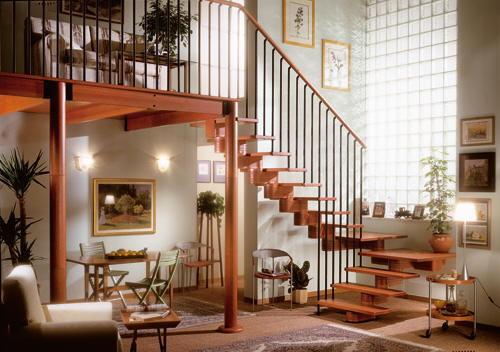 Feng Shui Baño Debajo De Escalera:escaleras-de-interior