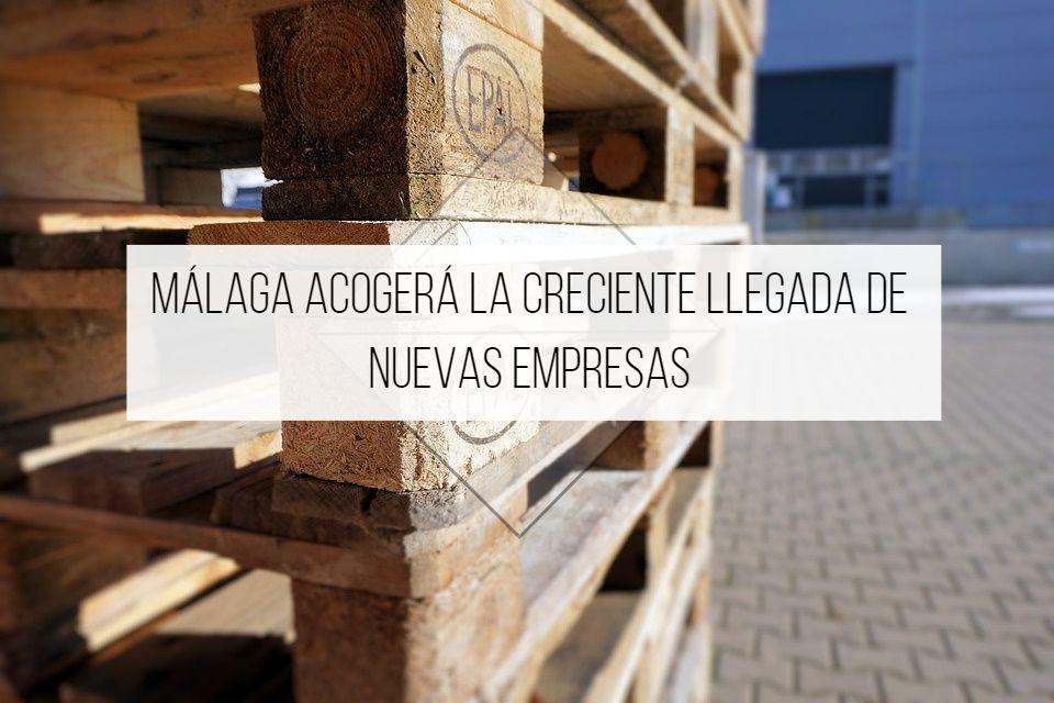 espacio logístico para acoger la creciente llegada de nuevas empresas - ¿Dispone Málaga de suficiente espacio logístico para acoger la llegada de nuevas empresas?