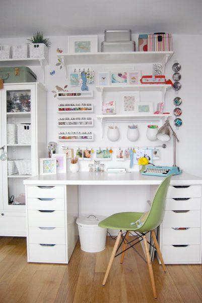 """espaciotrabajo todolist 6 401x600 - Deco: Tips para organizar tu """"working room"""" o zona de trabajo"""