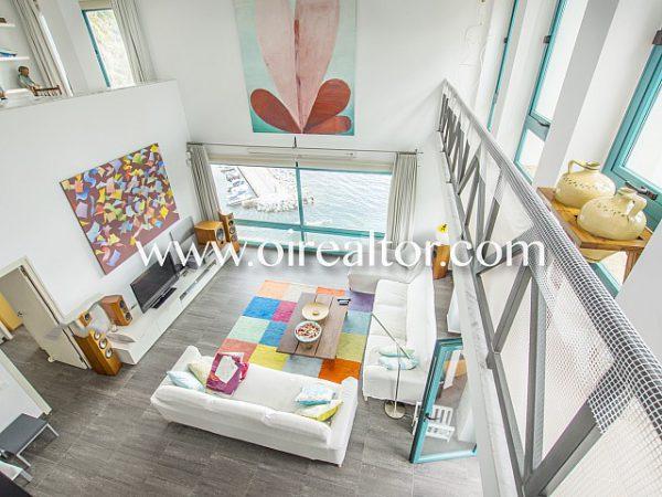 espectacular casa de diseno con vistas privilegiadas 600x450 - La Costa Brava se llena de color y dinamismo gracias a esta espectacular casa de diseño