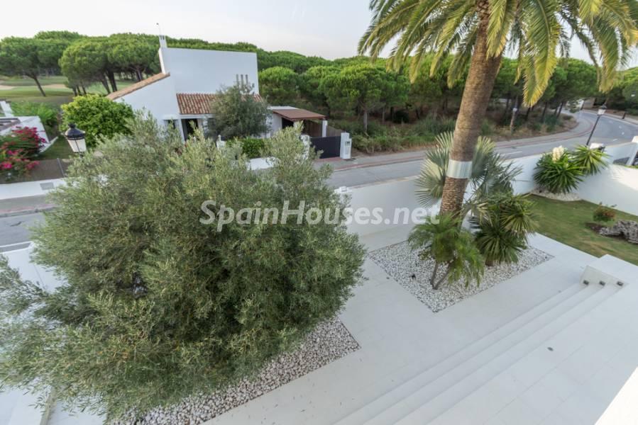 exterior 3 - Chalet de diseño en Chiclana de la Frontera (Cádiz) entre pinos, golf y la playa de La Barrosa