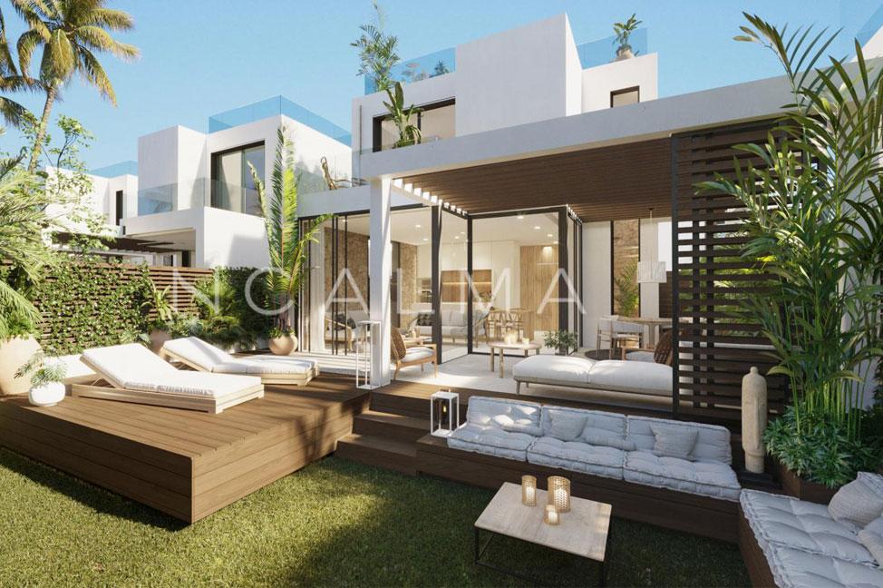 exterior1 5 - Impresionante chalet en Ibiza: lujo cerca del mar