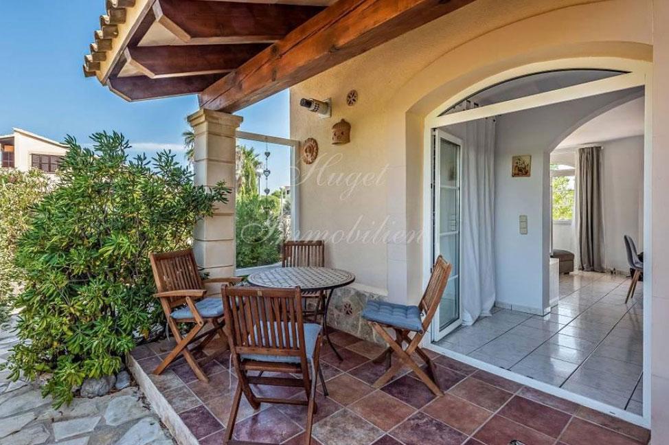 exterior4 1 - Maravillosa villa de estilo mallorquín: gran privacidad junto a la costa