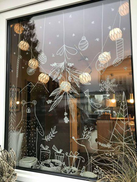 fenster selber bauen einzigartig 35 neu weihnachtsdeko selber basteln foto of fenster selber bauen 8d6135d1 1500x2000 450x600 - Ideas para decorar tus ventanas en Navidad