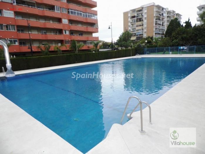 fuengirola 1 - 15 bonitos pisos de 3 dormitorios con jardines y piscina por menos de 150.000 euros