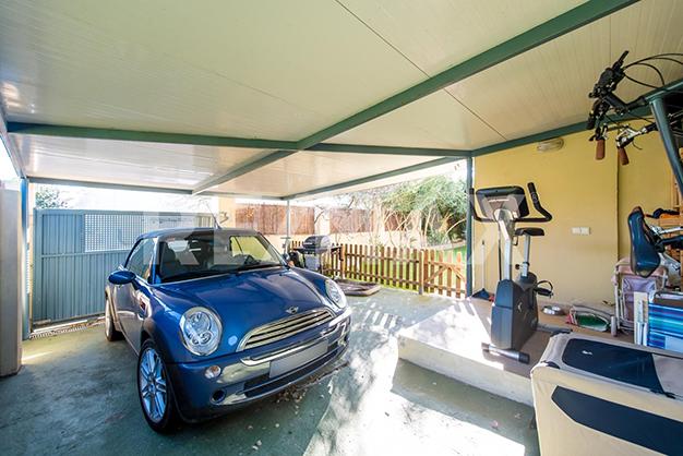 garaje ibiza sta eulalia - Dúplex de lujo junto al mar en Ibiza: vanguardia y naturaleza en un espacio único