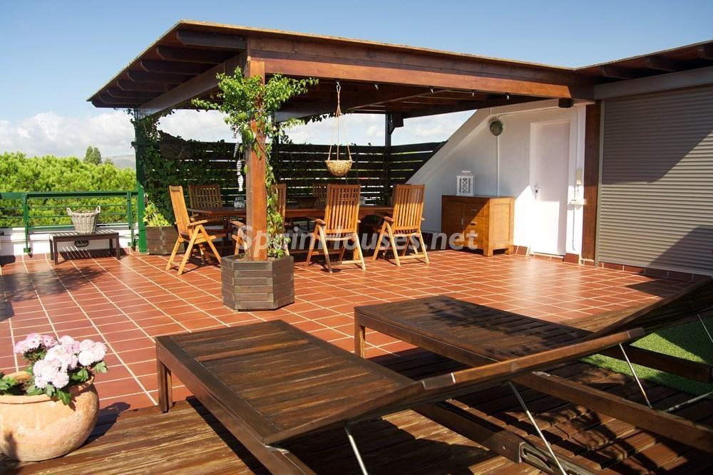 gava barcelona 2 - Terrazas al sol del otoño, de sereno toque urbano o geniales vistas al mar
