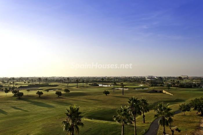 golf - Precioso ático en Golf Resort de San Pedro del Pinatar (Costa Cálida, Murcia)