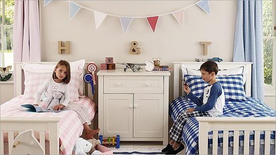 Decora la habitación de tus hijos de forma original y sencilla