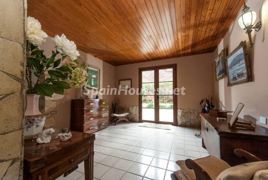 hall entrada - Sabor canario en una fantástica casa con piscina y jardin en Arona (Tenerife)
